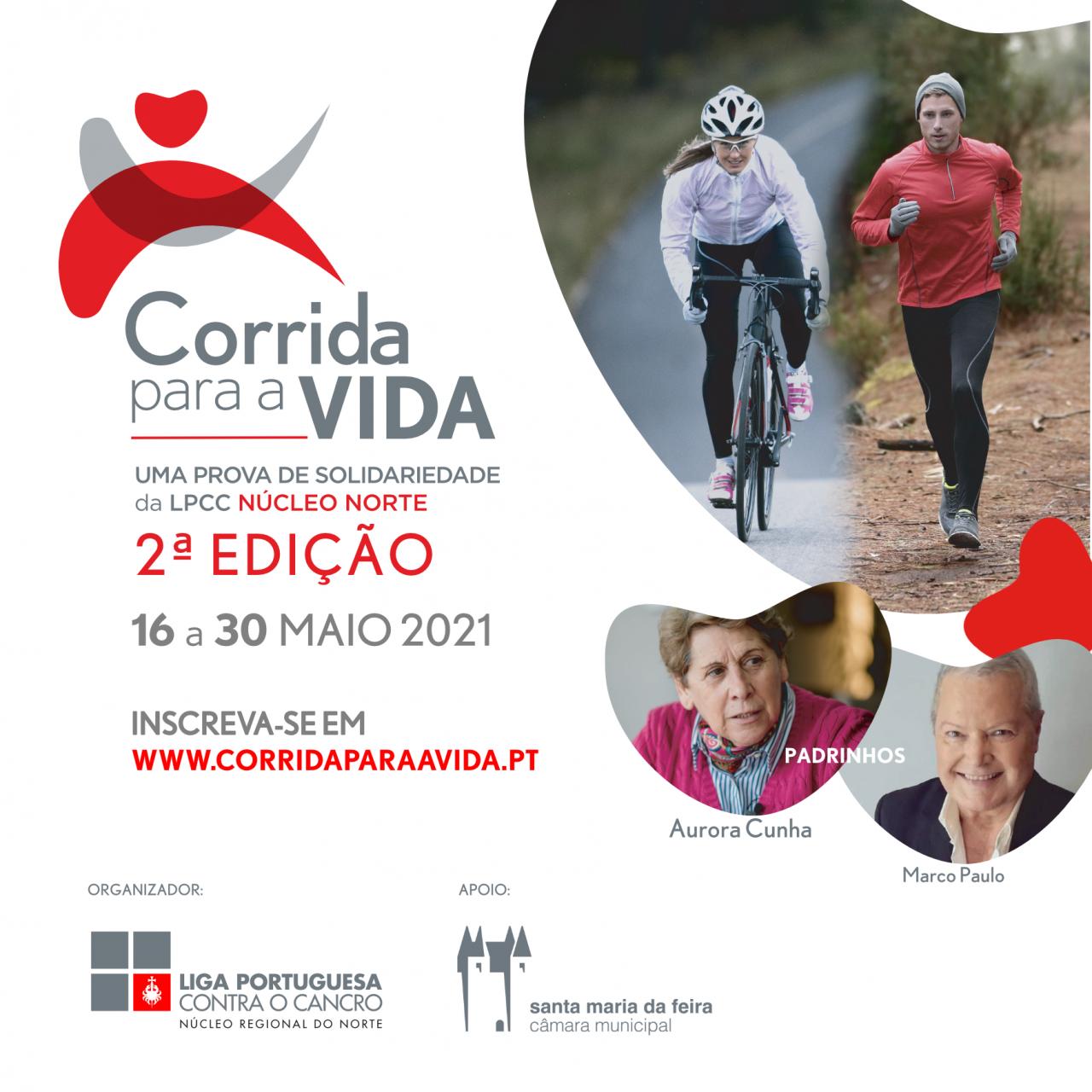 Liga Portuguesa Contra o Cancro   Corrida para a Vida